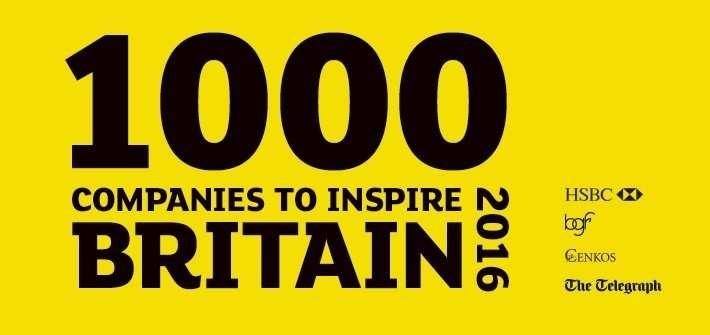 1000 Companies logo