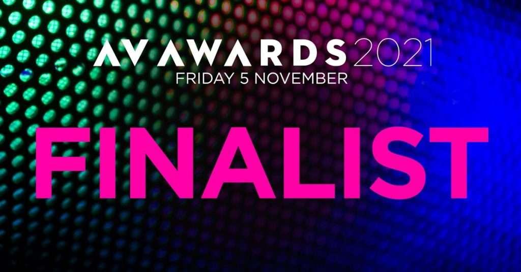 AV Awards Finalist 2021