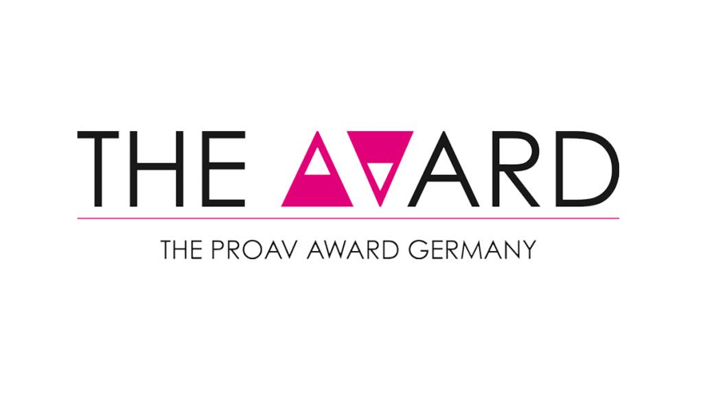THE AVARD banner