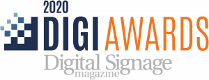 Digital Signage Awards 2020 logo