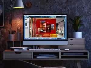 Wall Designer Software on MacOS