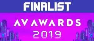 Finalists AV Award 2019 banner