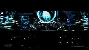 Mercedes-Benz Launch Event Video Wall