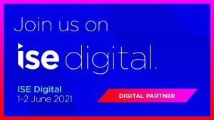 Join us on ISE digital