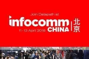 infocomm China 2018 banner