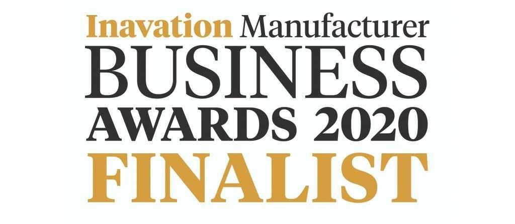 Manufacturer Awards Finalist 2020 logo