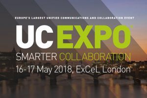 UC Expo 2018 banner