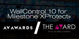 WallControl Award Banner