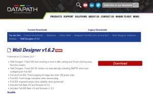 Wall Designer Download Page
