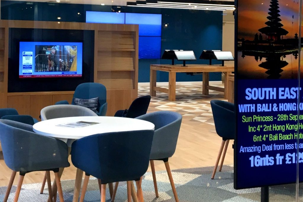 Cruise 1st Interactive Store