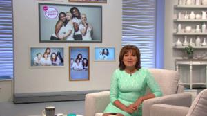 Lorraine TV Show Video Wall