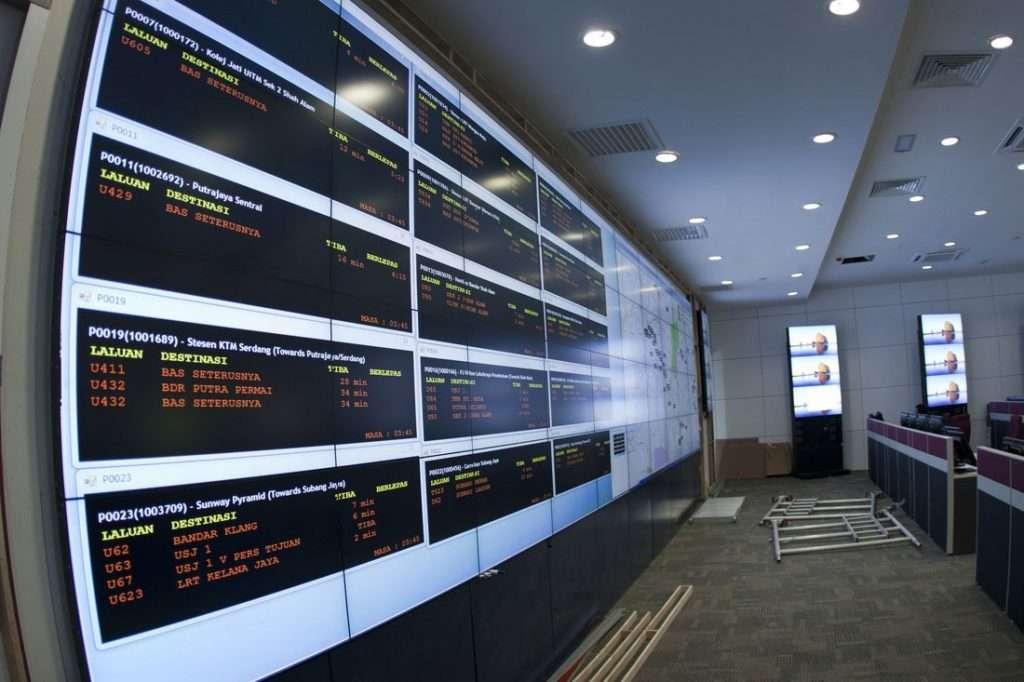Rapid Bus Control Centre