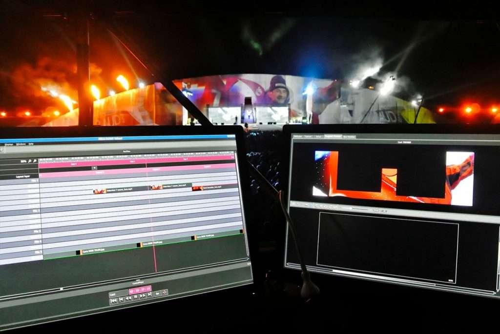 Showkube Capture Card x4 Control Center