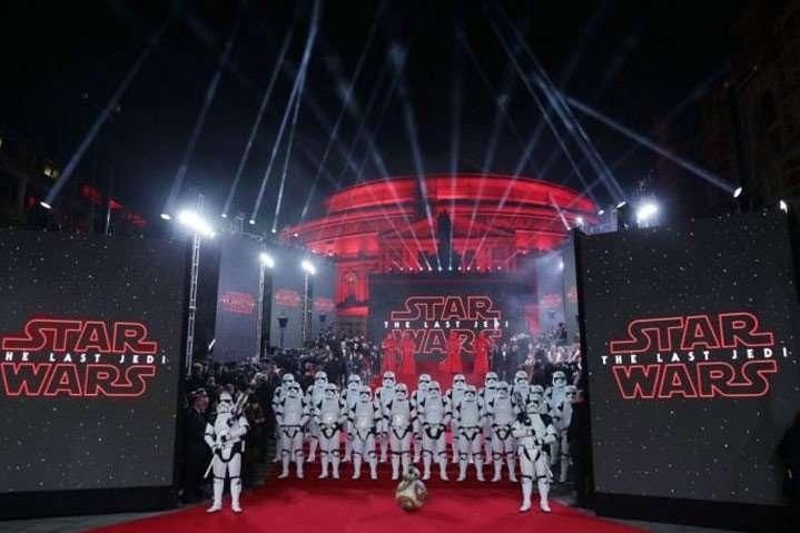Star Wars Premier London