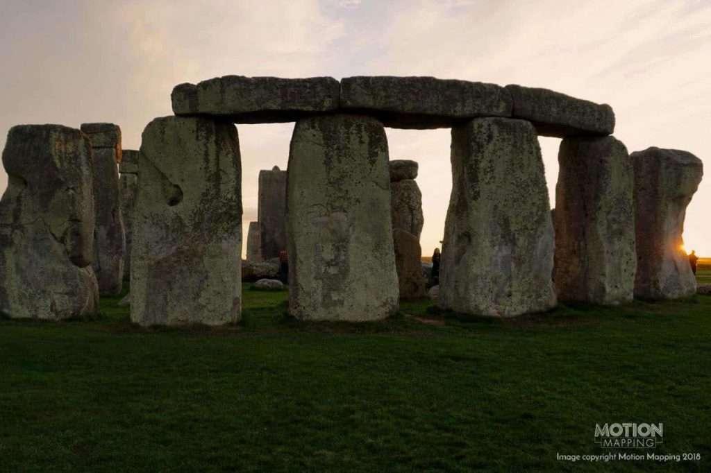 UK Stonehenge Project Sunrise