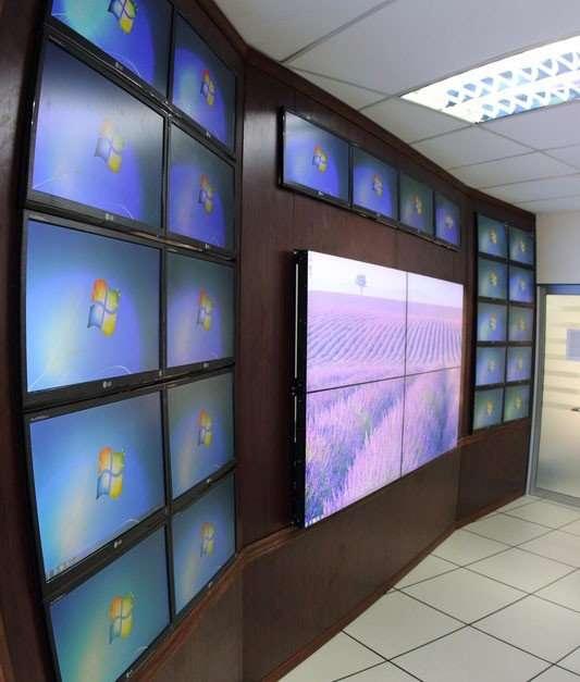 Highway Control Room