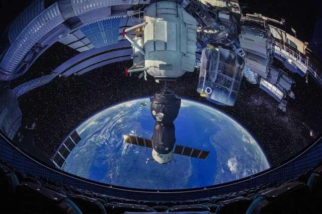 UK Space Planetarium Seats