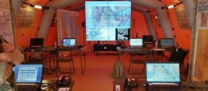 IRTS Military Command and Control Field