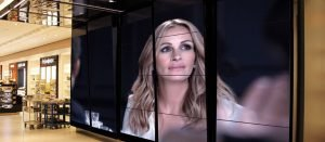 Milan Airport Video Wall