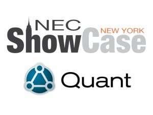 NEC Showcase banner