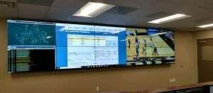 Pea River Electric Alabama Control Room