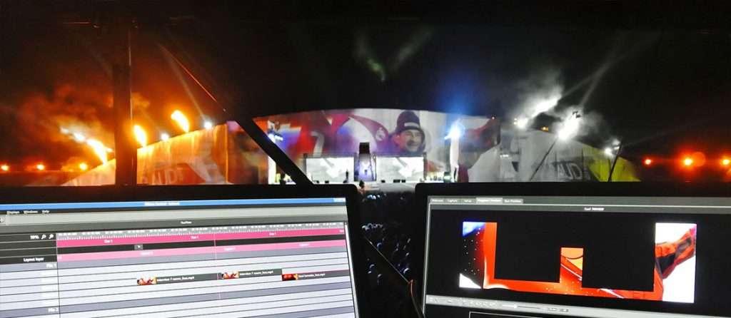 Visual Spectacular Control Center