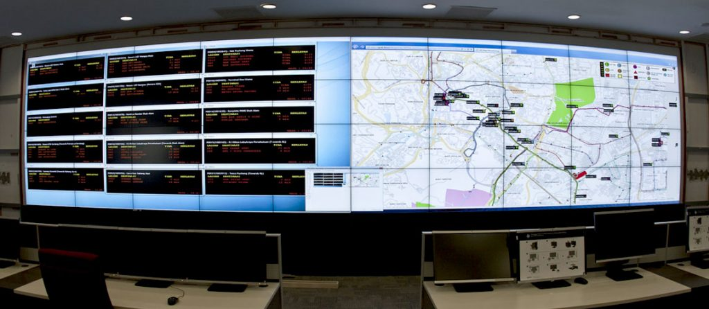 Prasara Rapid Bus Control Center