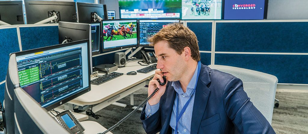Tabcorp Betting Office