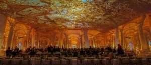 The Temple House Immersive AV Canvas
