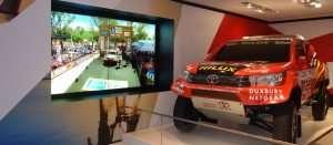 Toyota Champs-Elysees Paris Showroom