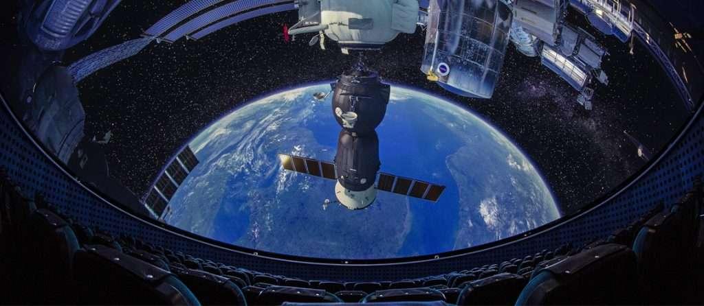 UK Space Centre Planetarium