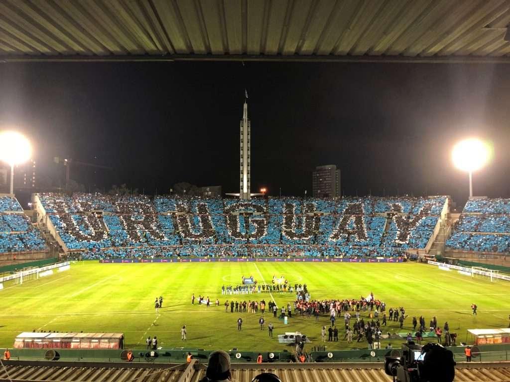 Uruguay Football Stadium